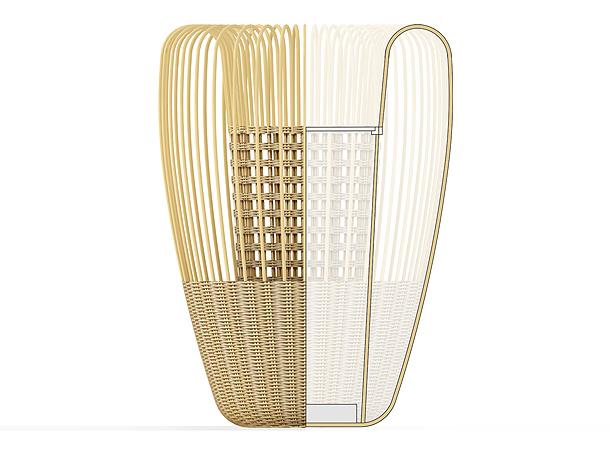 Mist: maceteros-lámpara, diseñados por Estudi{H}ac